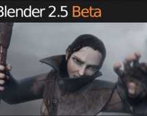 Blender 2.56 Beta released