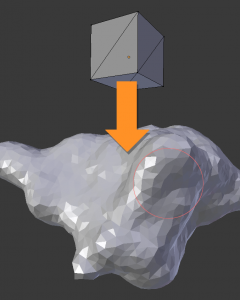 Dynamic Topology Sculpting