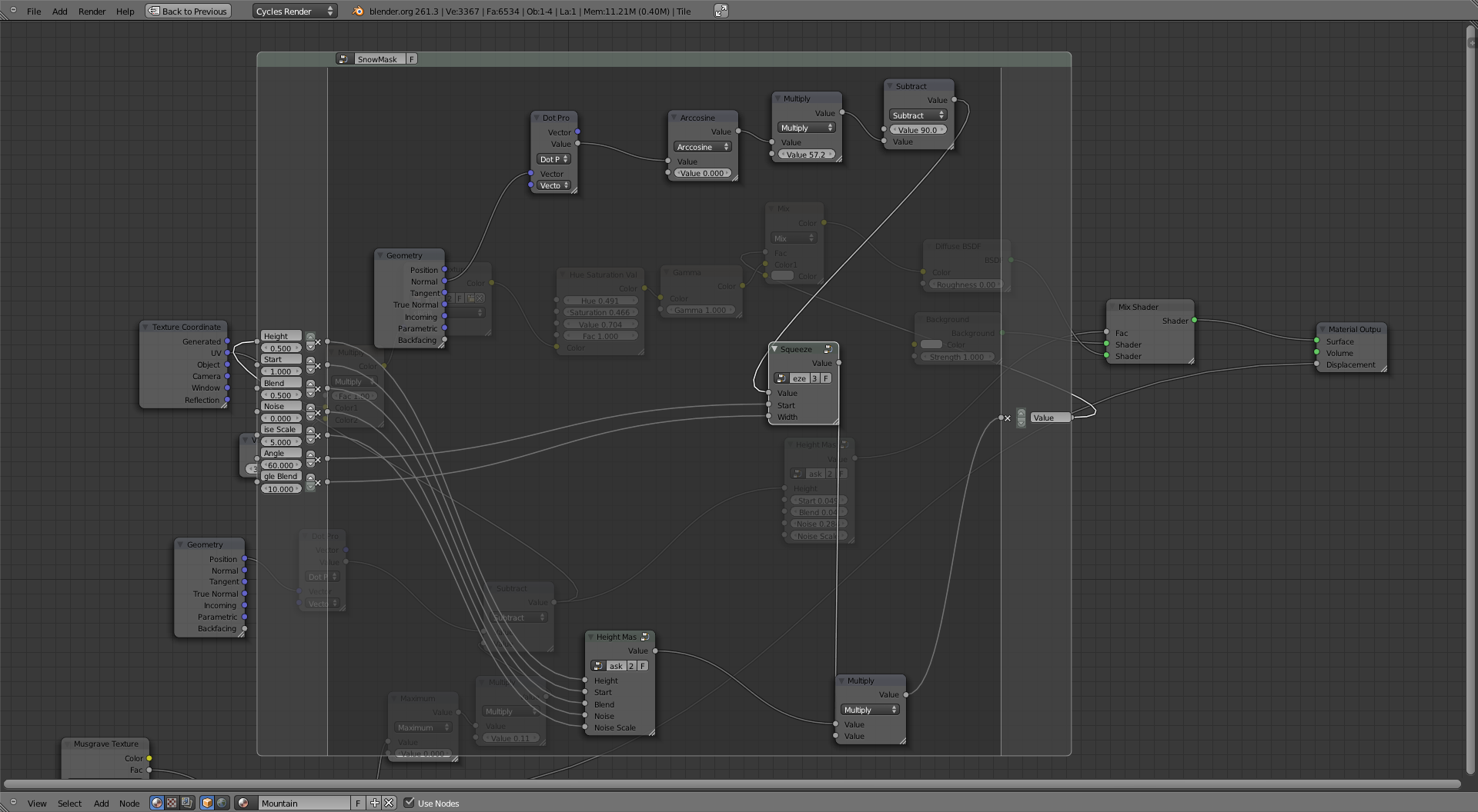 Improving Node Group Interface Editing Blender Developers Blog Single Wiring Diagram Moving Nodes Around Also Moves The Tree Sockets