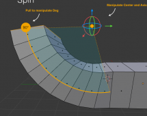 The Custom Manipulator Project (Widget Project)
