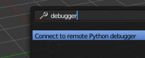 Debugging Python code with PyCharm — Blender Developers Blog