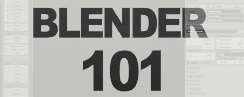The Blender 101 Project and You! — Blender Developers Blog