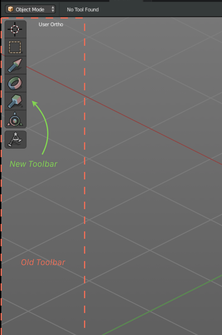 Tools, Toolbar and Tool Widgets — Blender Developers Blog