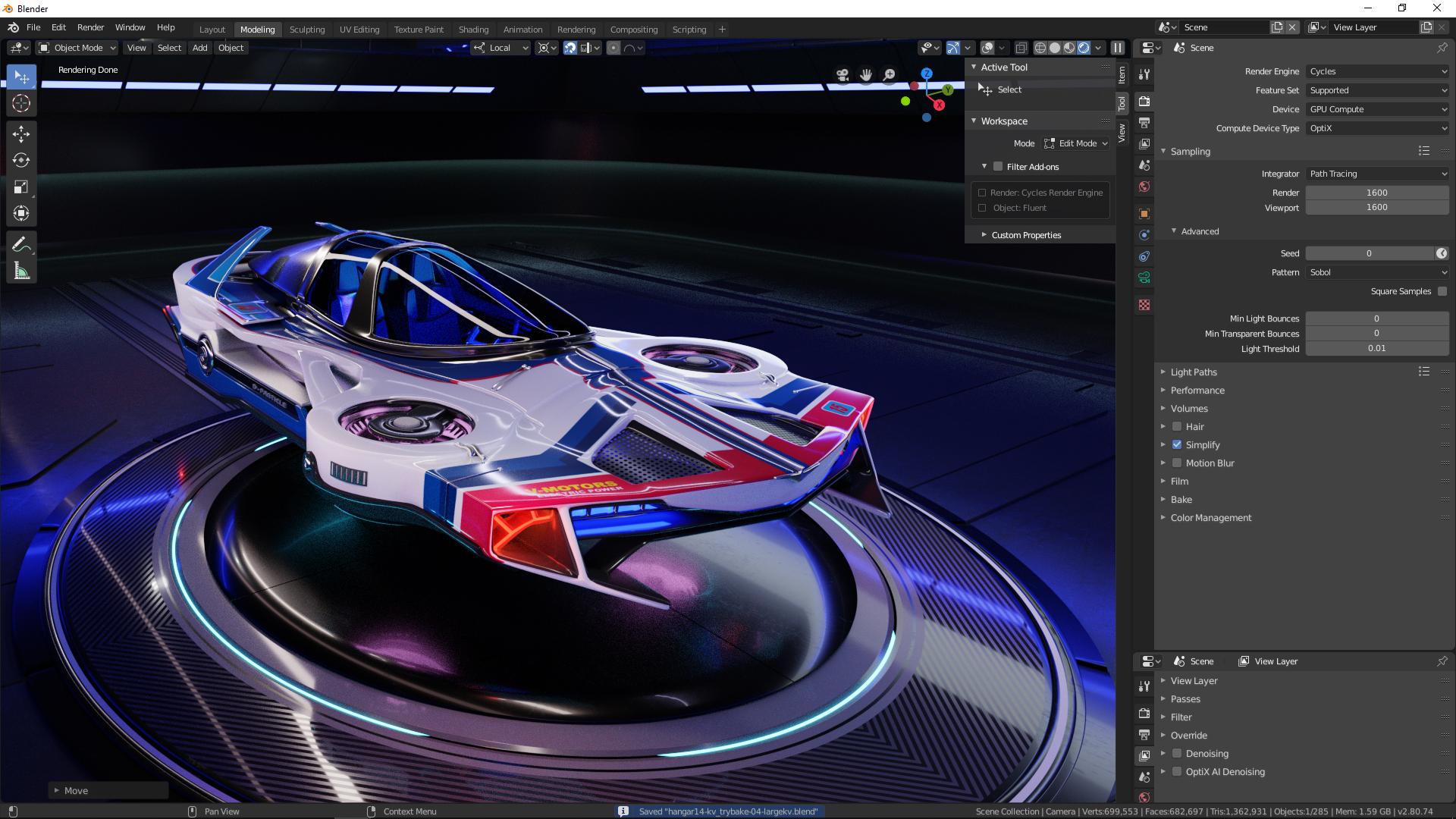 Best Gpu For Blender 2020 Accelerating Cycles using NVIDIA RTX — Blender Developers Blog
