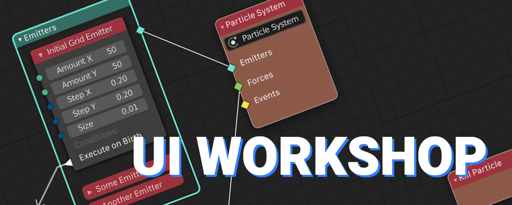 UI Workshop