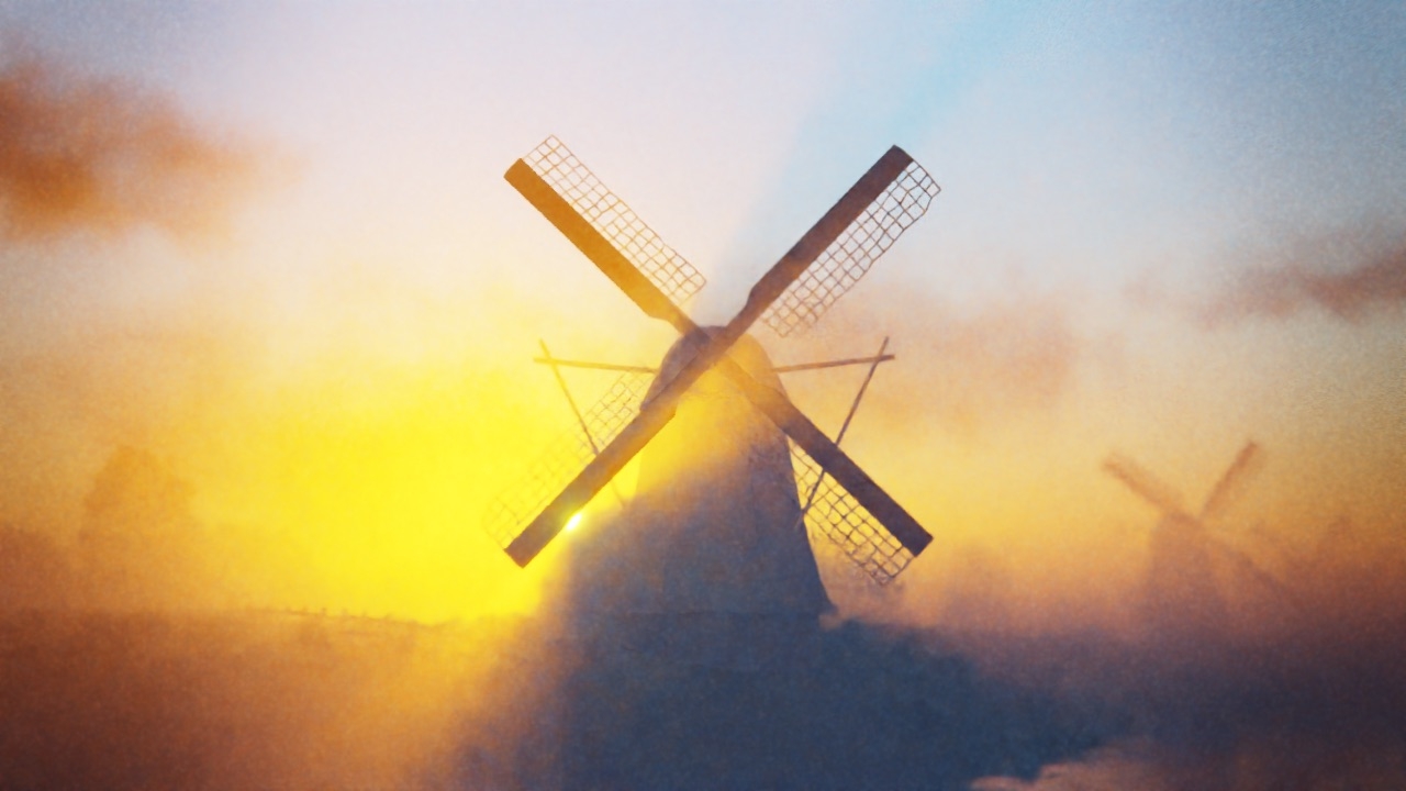 X Windmill